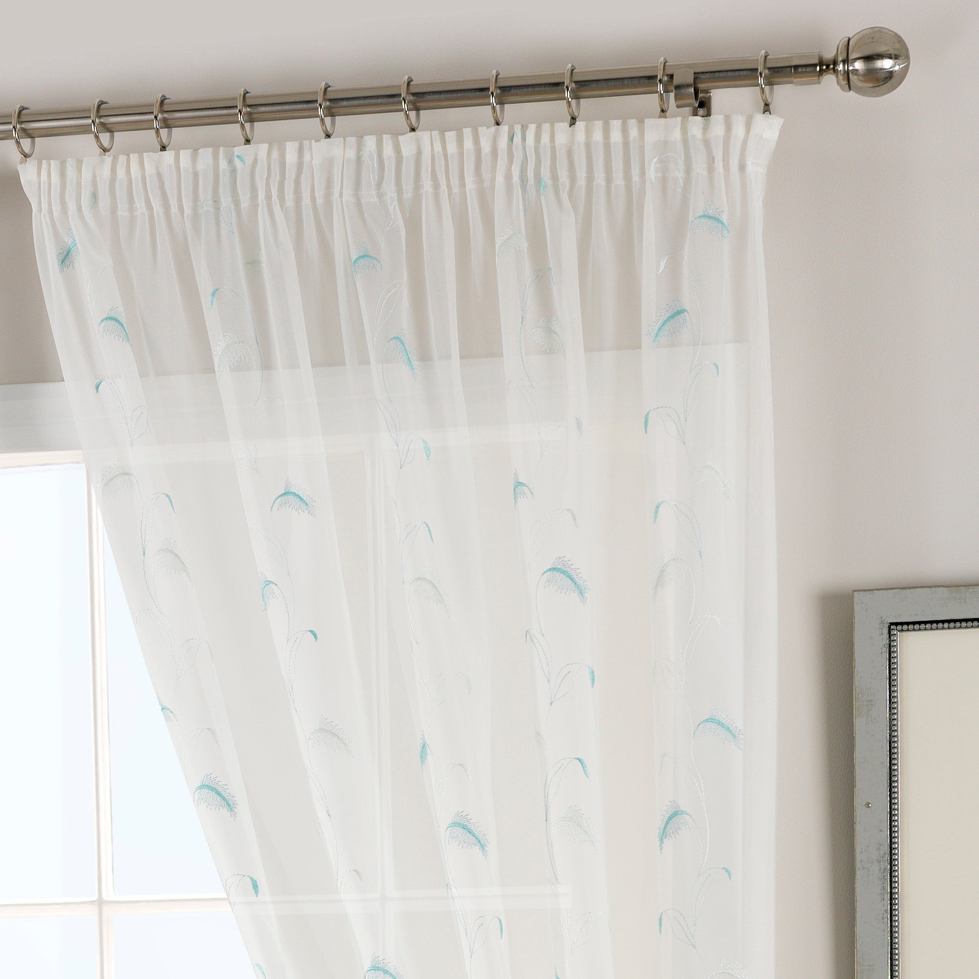 Pampas Voile Panel