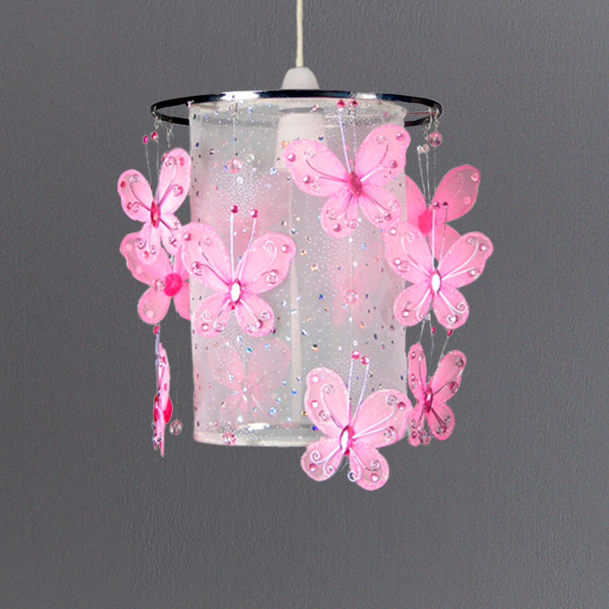 Butterfly Collection Ceiling Pendant Shade