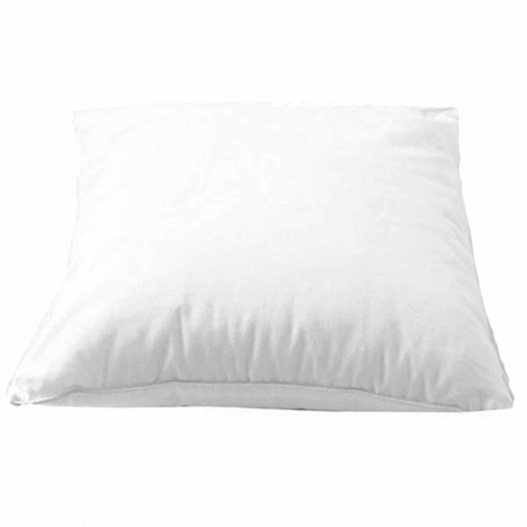 White Luxury Twill Cushion Pad