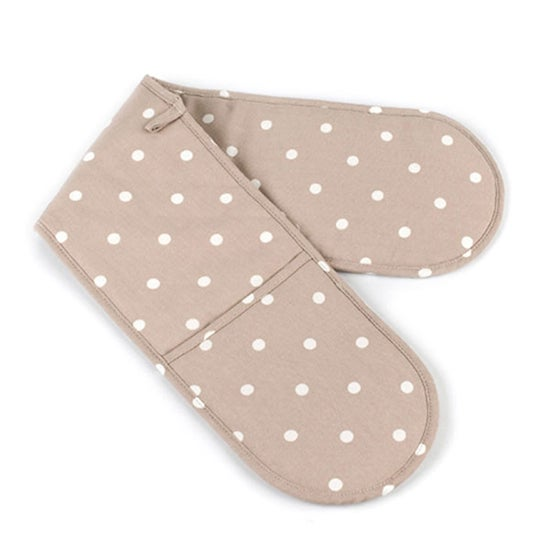 Dotty Collection Double Oven Glove
