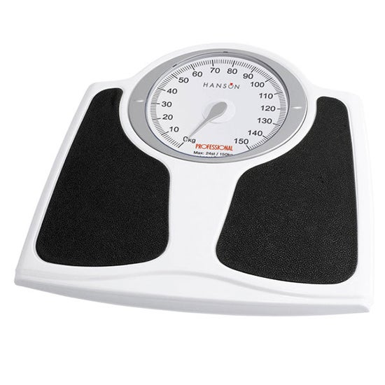 Hanson Hpro 100 150kg Doctors Mechanical Bathroom Scales