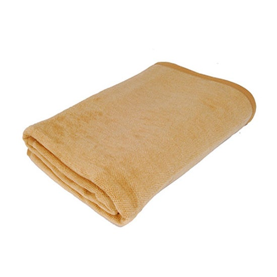 Thermosoft Camel Textures Blanket