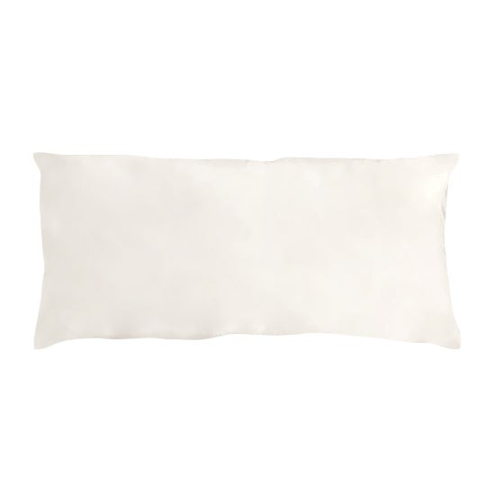 Ecru Rectangle Cushion Pad