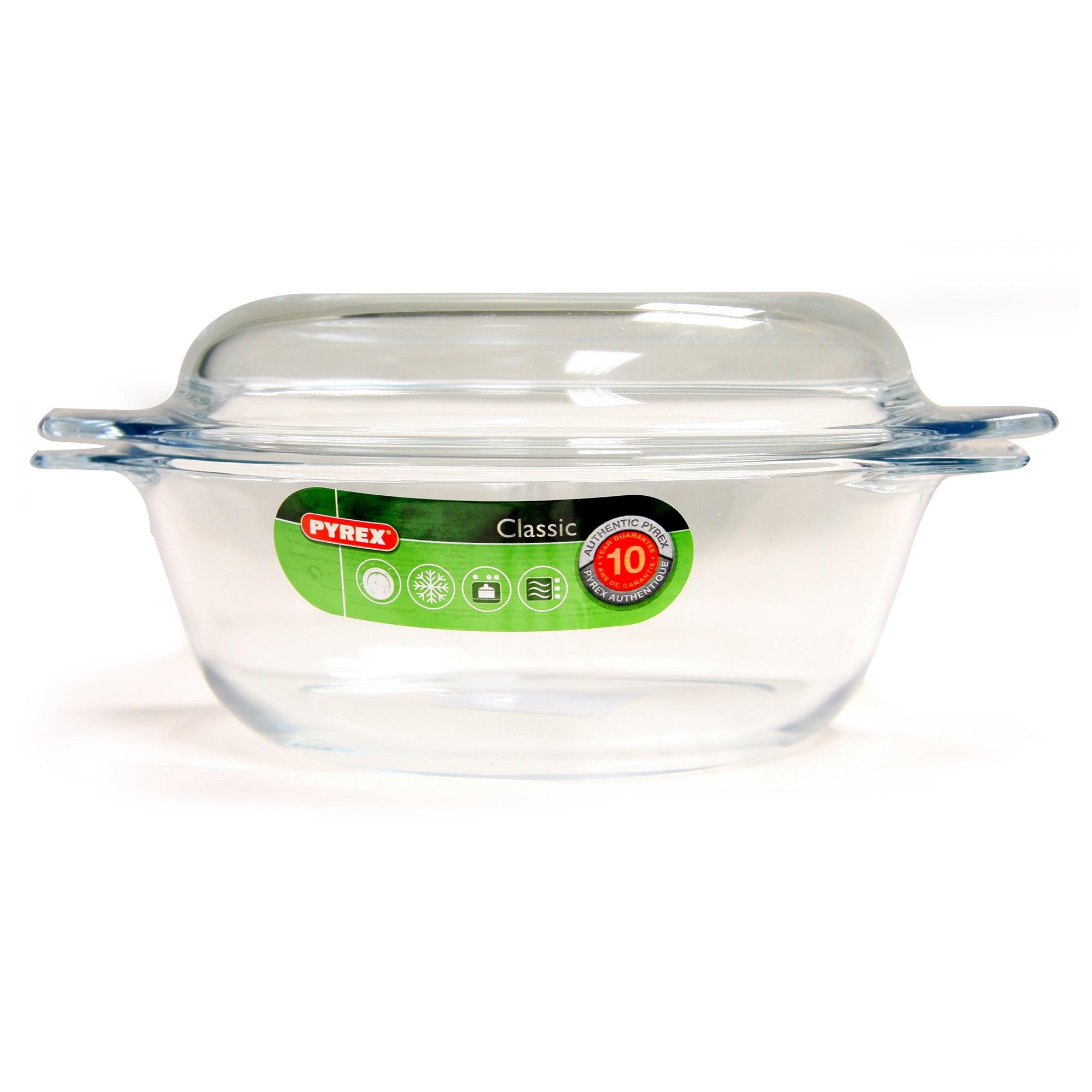 Pyrex 750ml Round Casserole Dish