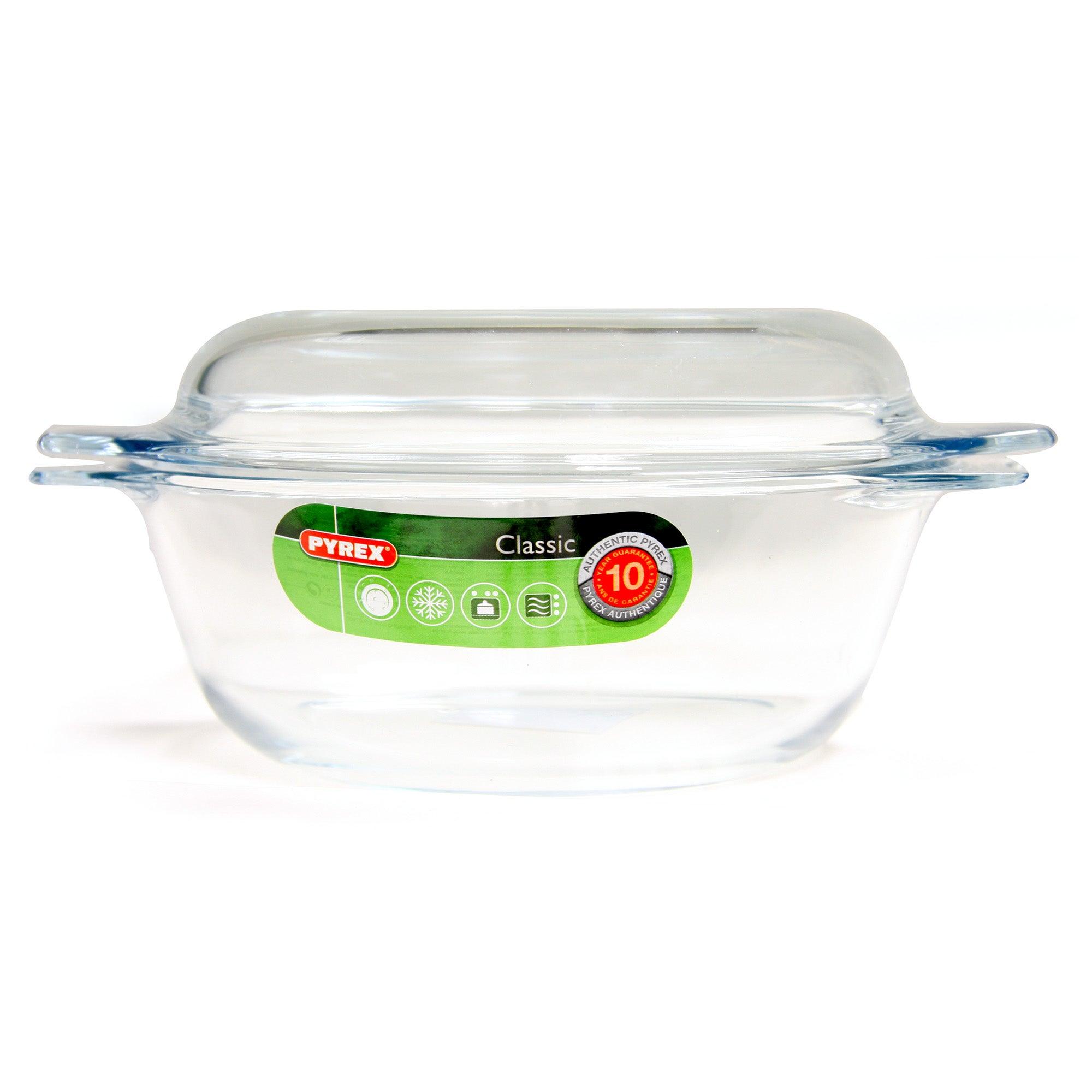 Pyrex 2 Litre Round Casserole Dish