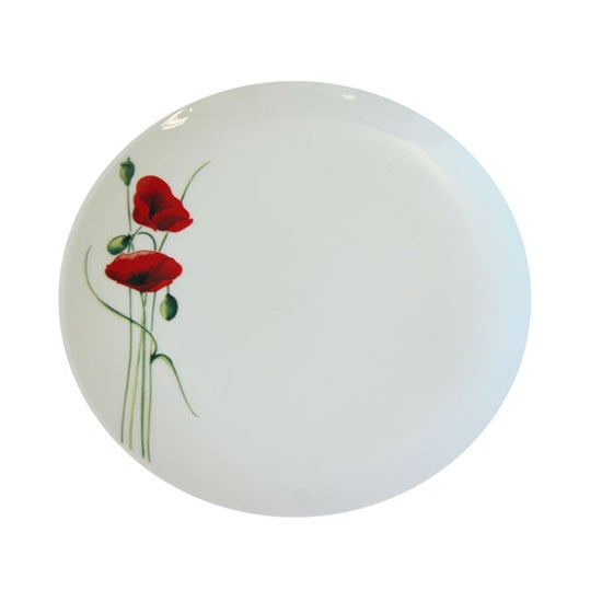Poppy Collection Side Plate