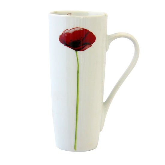Poppy Collection Tall Mug