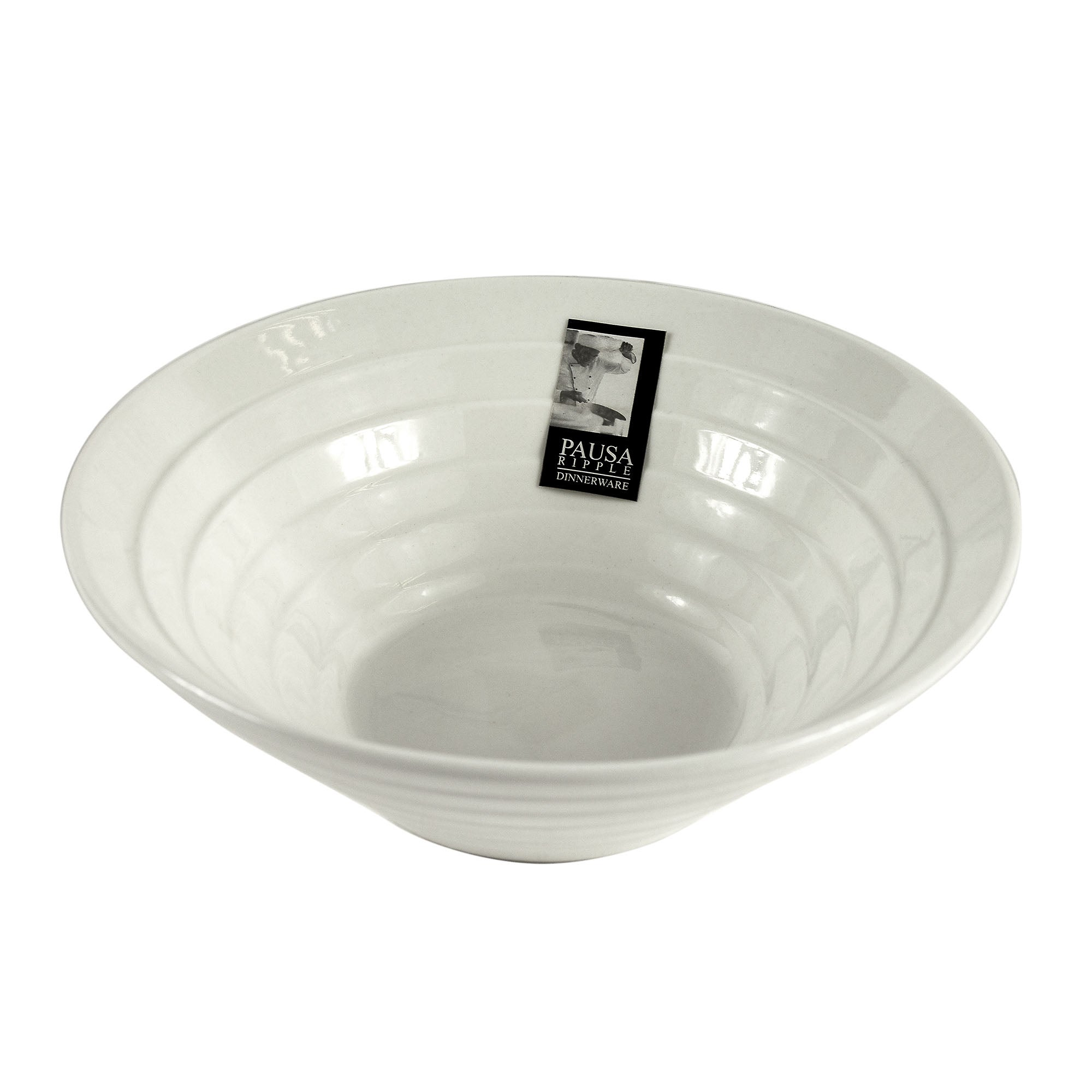 Pausa Ripple Collection Cereal Bowl