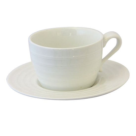 Pausa Ripple Collection Cup and Saucer