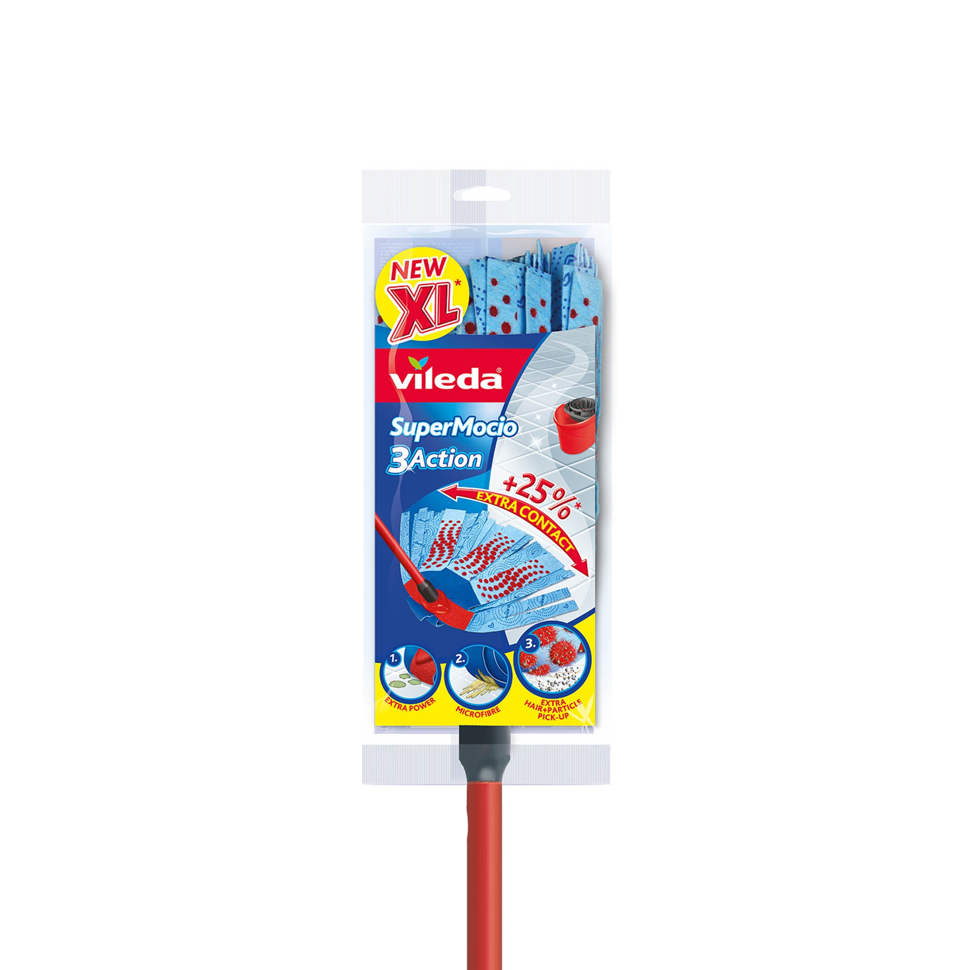 Vileda Super Mocio 3 Action Mop