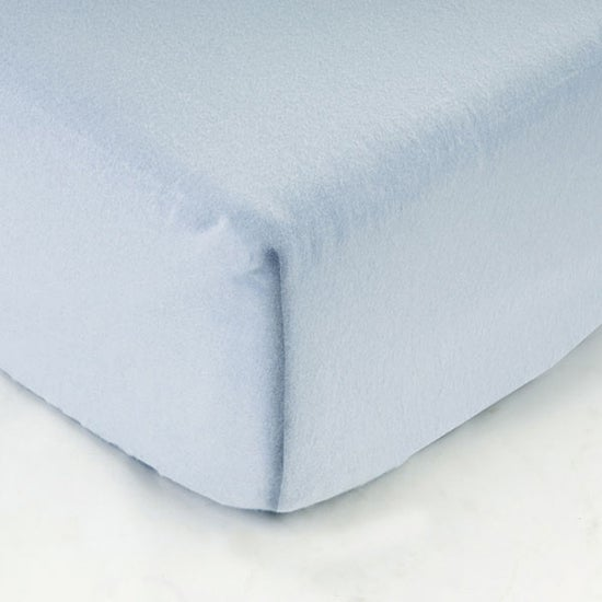Softly Does It Flannelette Collection Fitted Sheet
