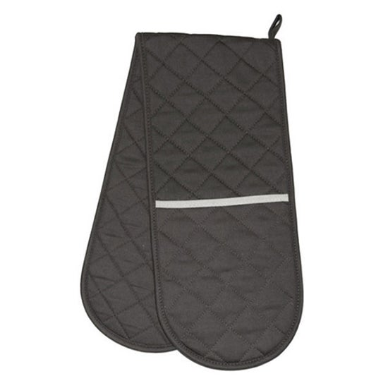 Waters and Noble Cord Collection Black Oven Glove
