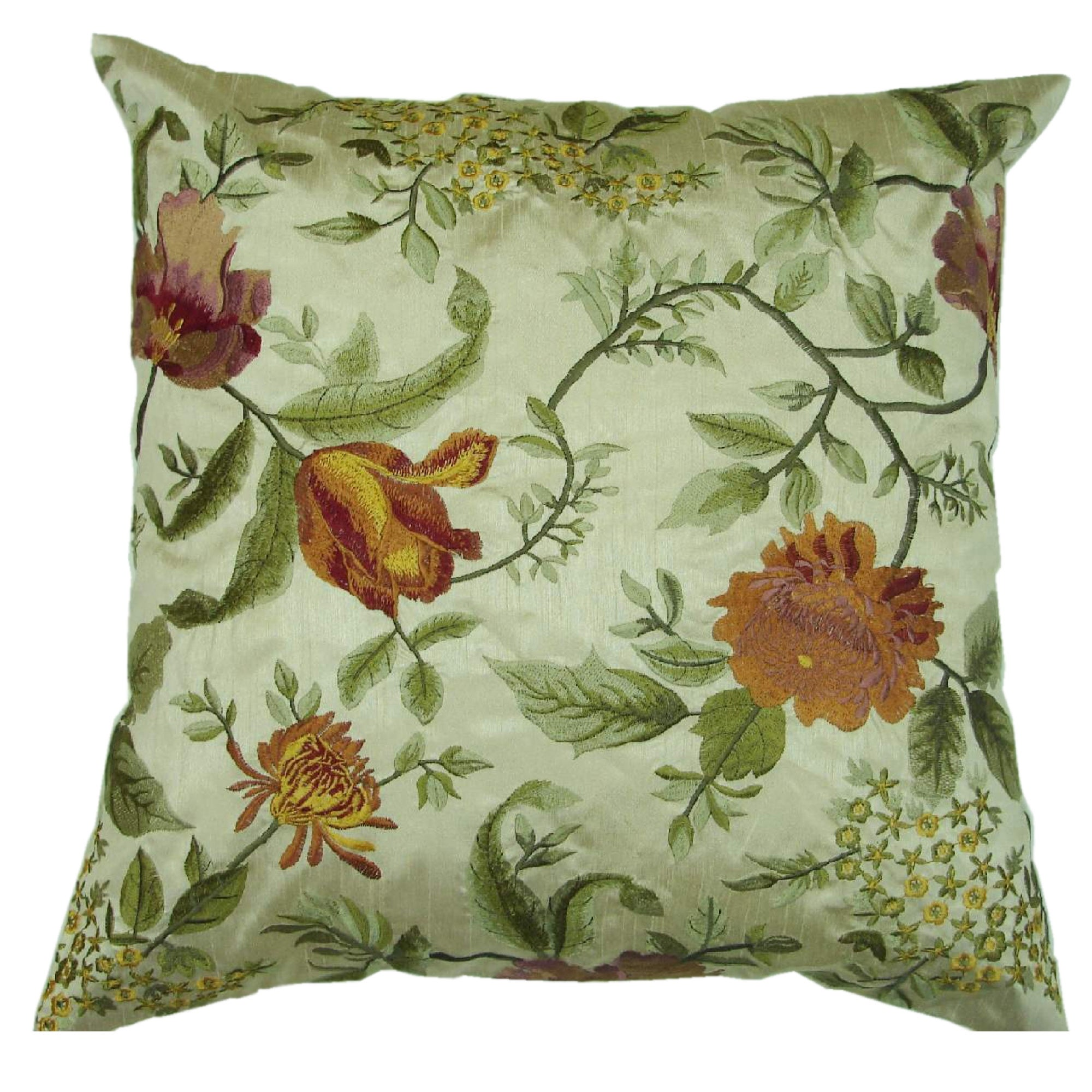 Cream Vintage Cushion