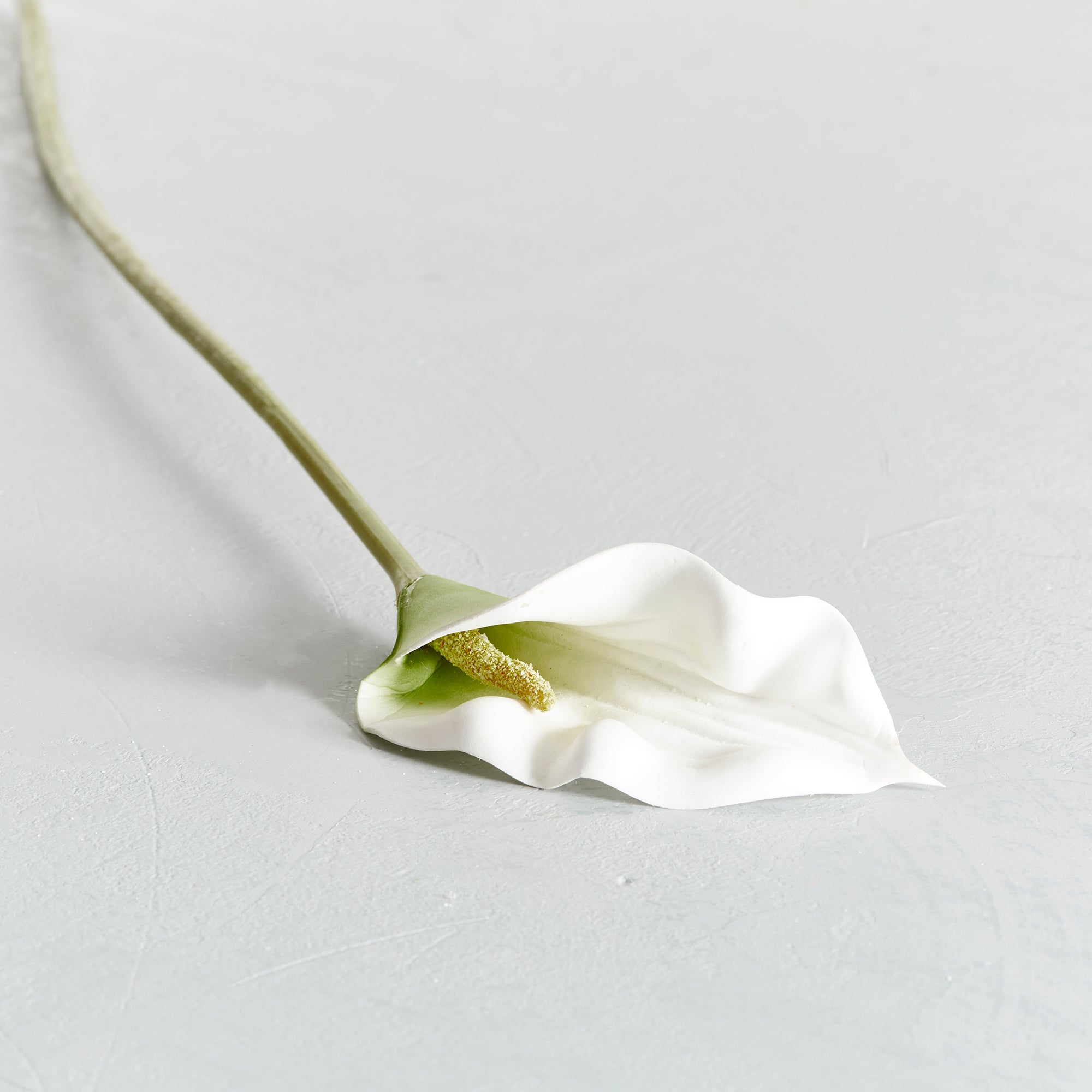 Artificial Cream Calla Lily Flower Stem