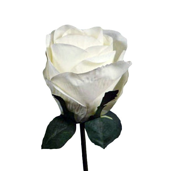 Artificial Single Rose Stem