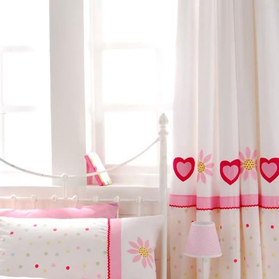 Kids Annabelle Lined Pencil Pleat Curtains