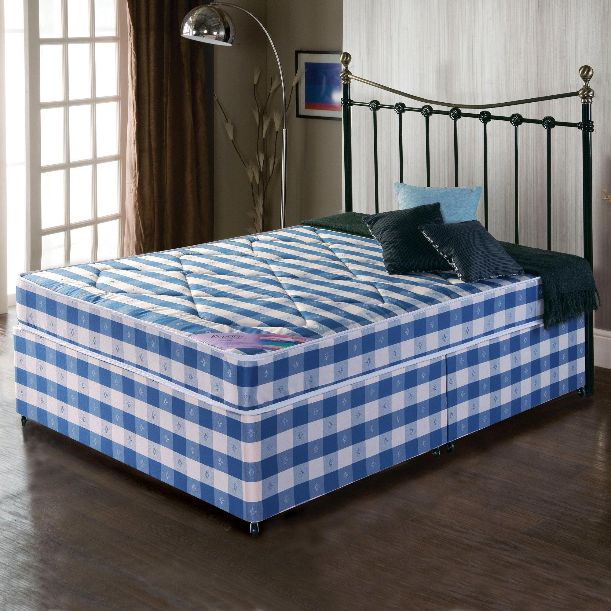 Quilted Comfort Divan Bed