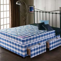 Quilted Comfort Four Drawer Divan Base