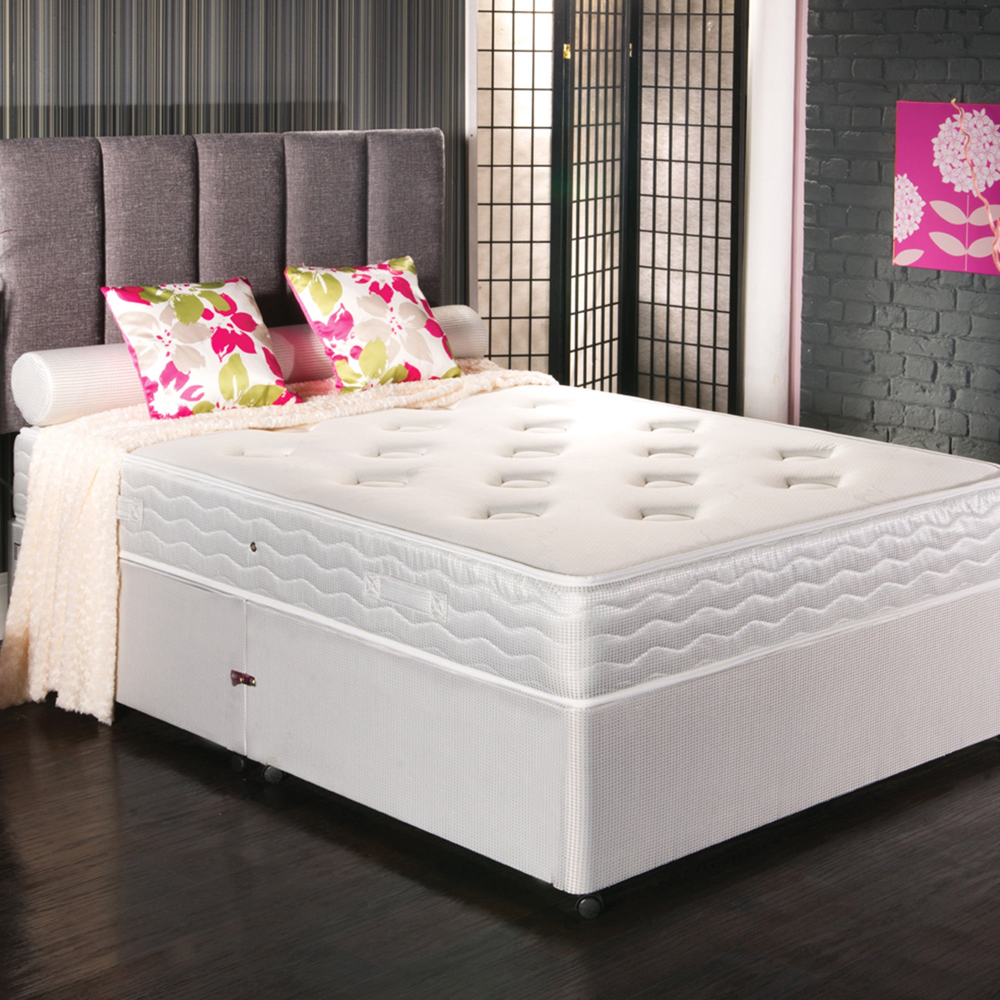 Memory Comfort Collection Divan Bed