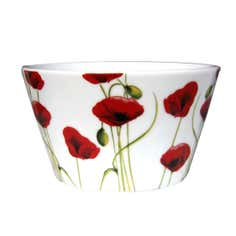Poppy Collection Breakfast Bowl