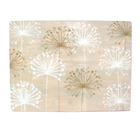 Cream Neutral Allium Placemats