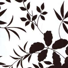 Leaves Printed PVC Fabric