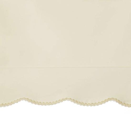 Scalloped Edge Roller Blind
