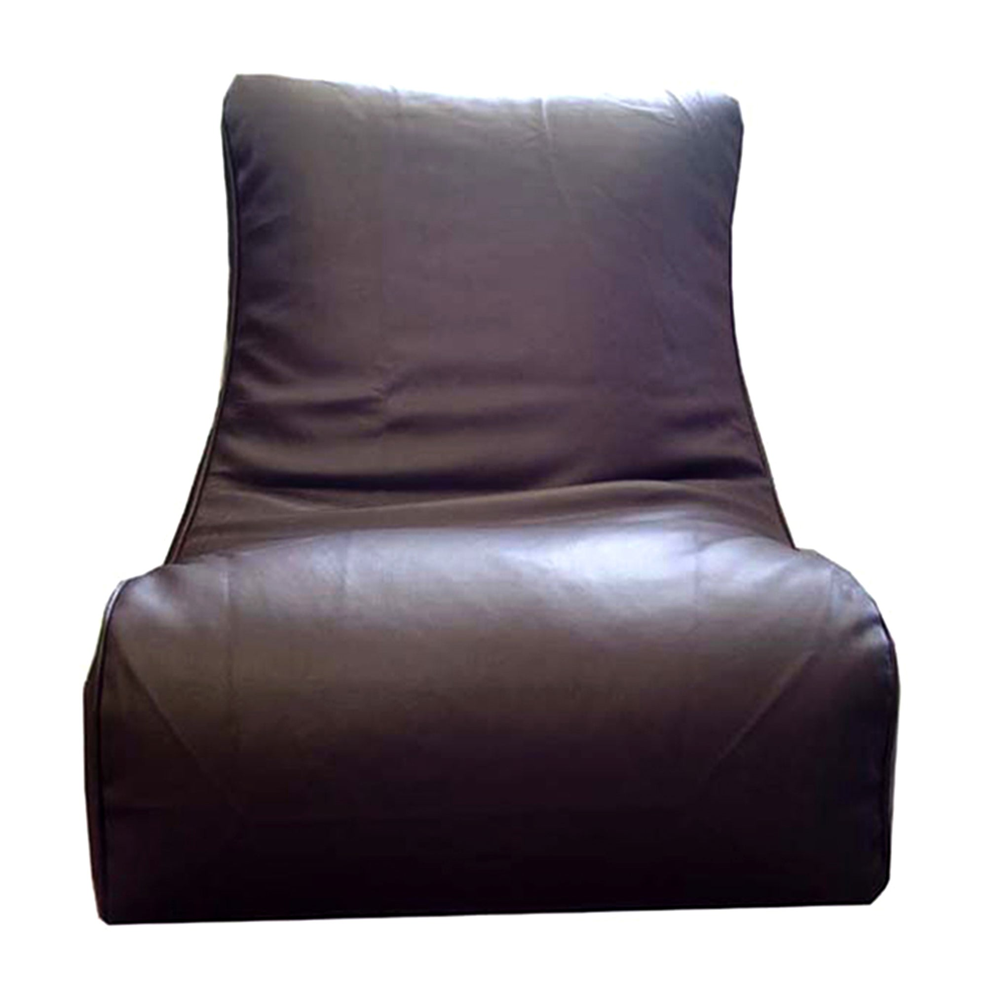 Leatherlike Grained PVC Chair