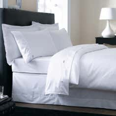 Dorma 350 Thread Count Plain Dye Collection Duvet Cover