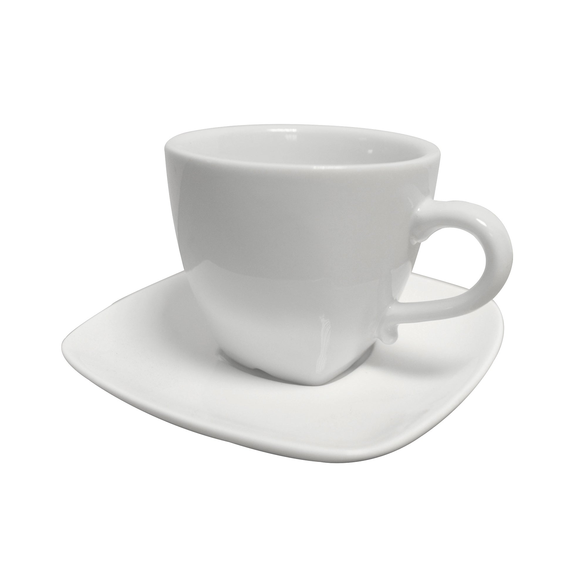 Pausa Collection Espresso Cup and Saucer