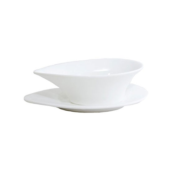 Pausa Sauce Bowl & Plate Set