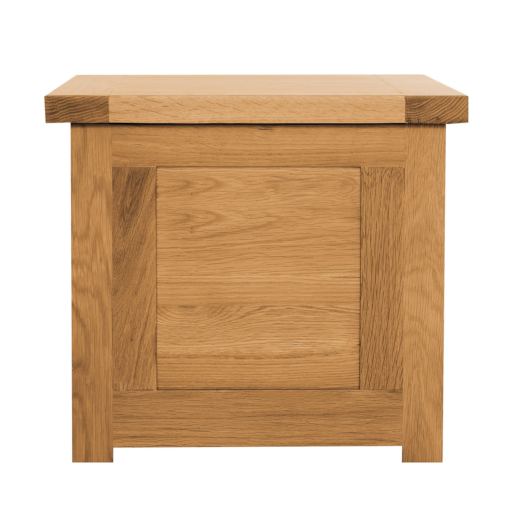 Richmond Oak Small Storage Trunk