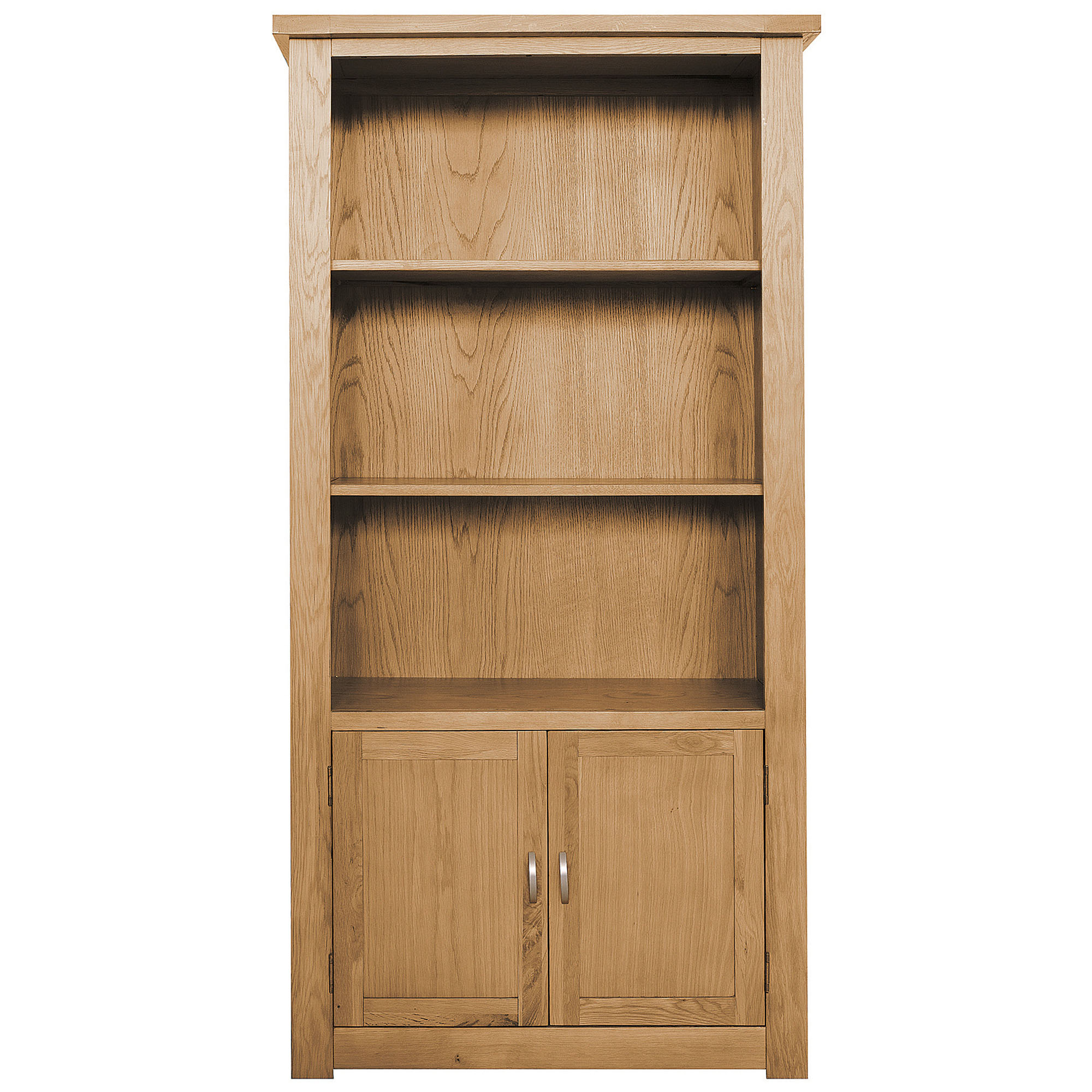 Richmond Oak Bookcase