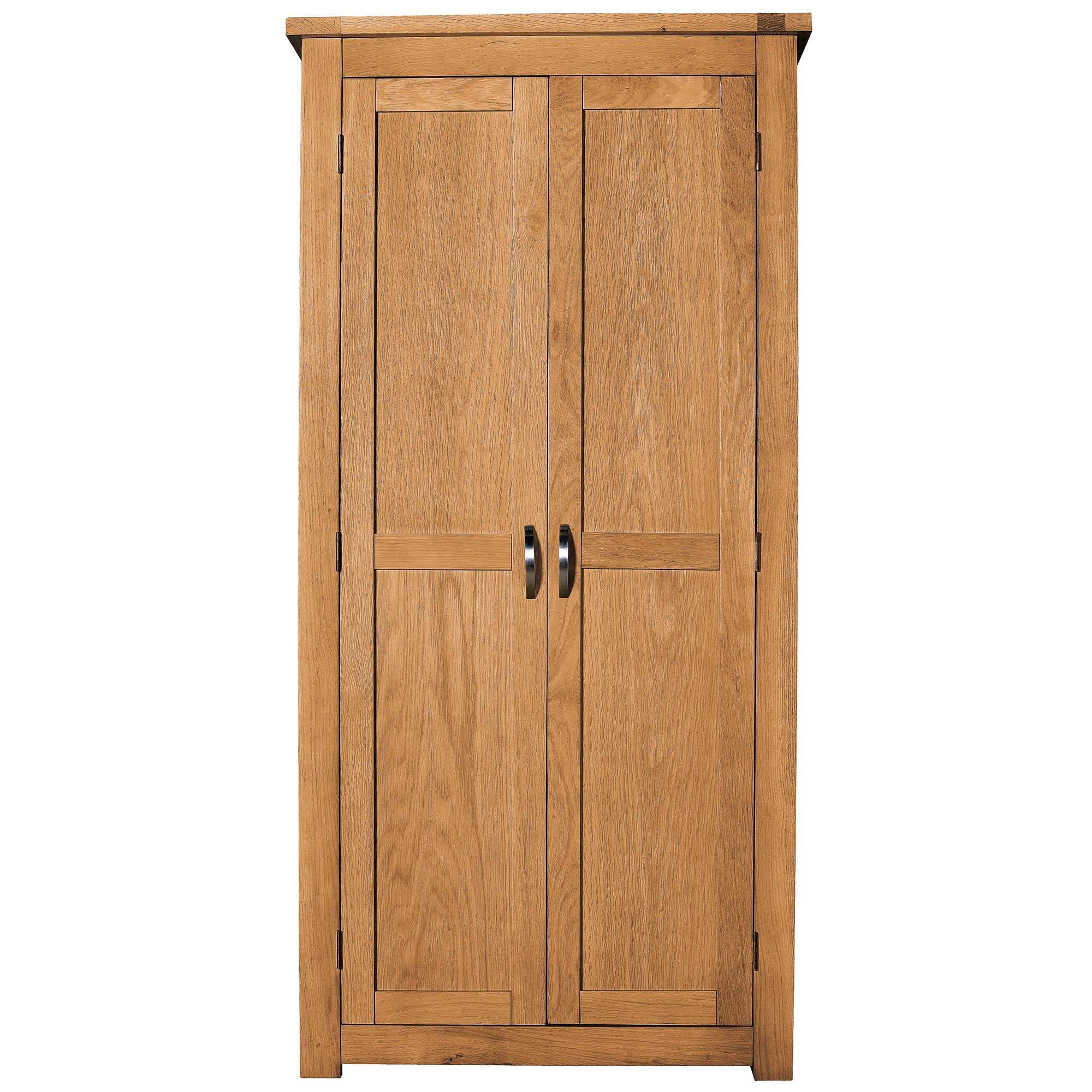 Richmond Oak 2 Door Wardrobe