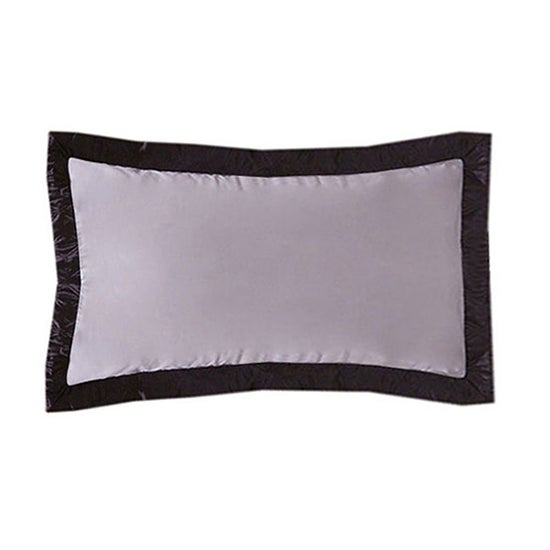 Black Quilted Star Collection Oxford Pillowcase