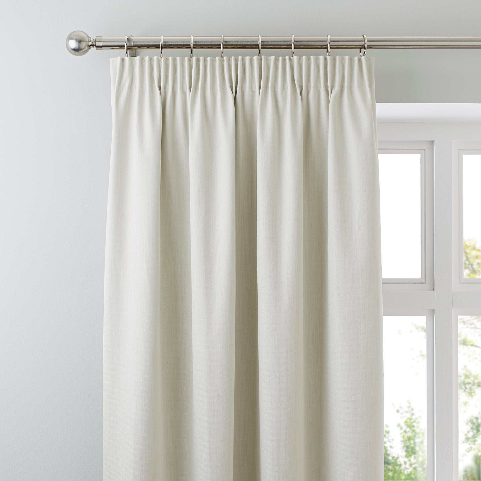 Waters and Noble Natural Solar Blackout Curtains