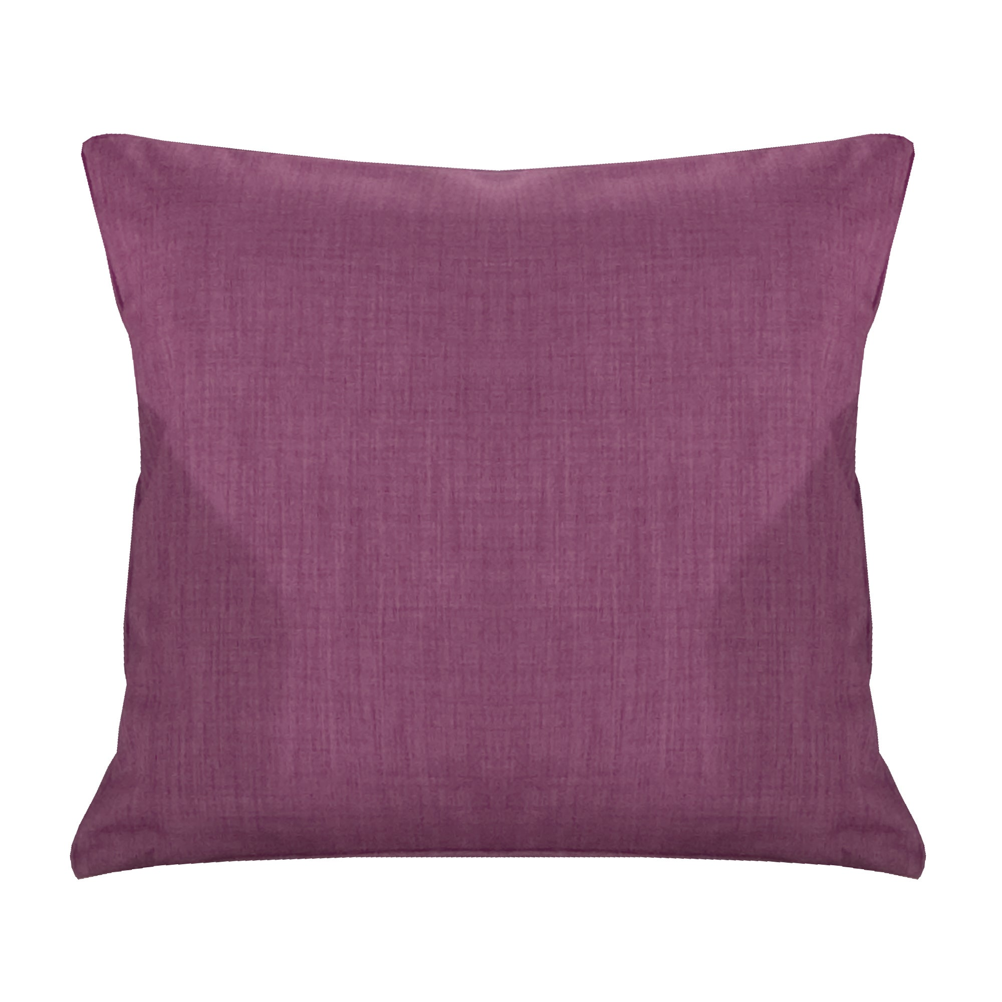 Waters and Noble Aubergine Solar Cushion