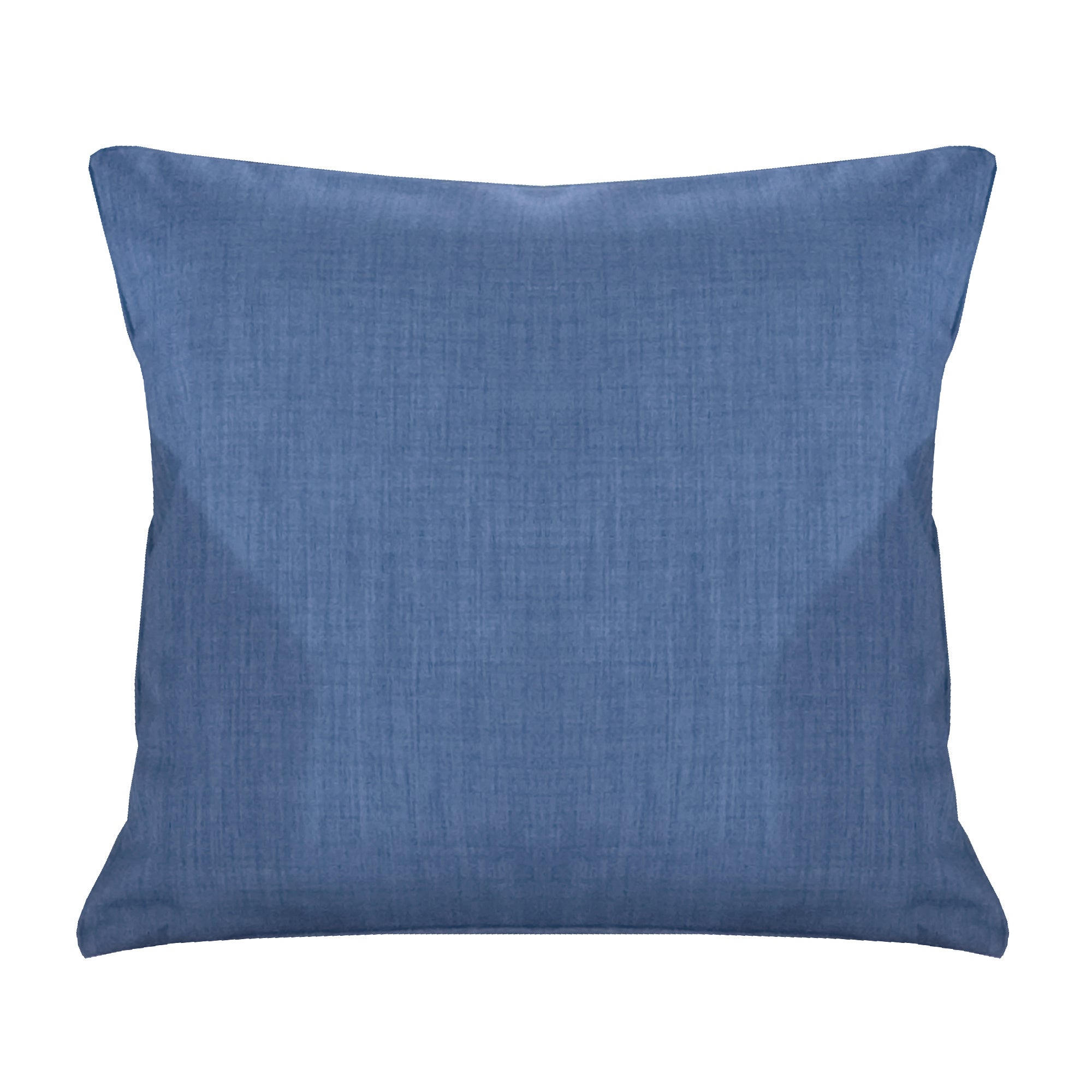 Waters and Noble Blue Solar Cushion