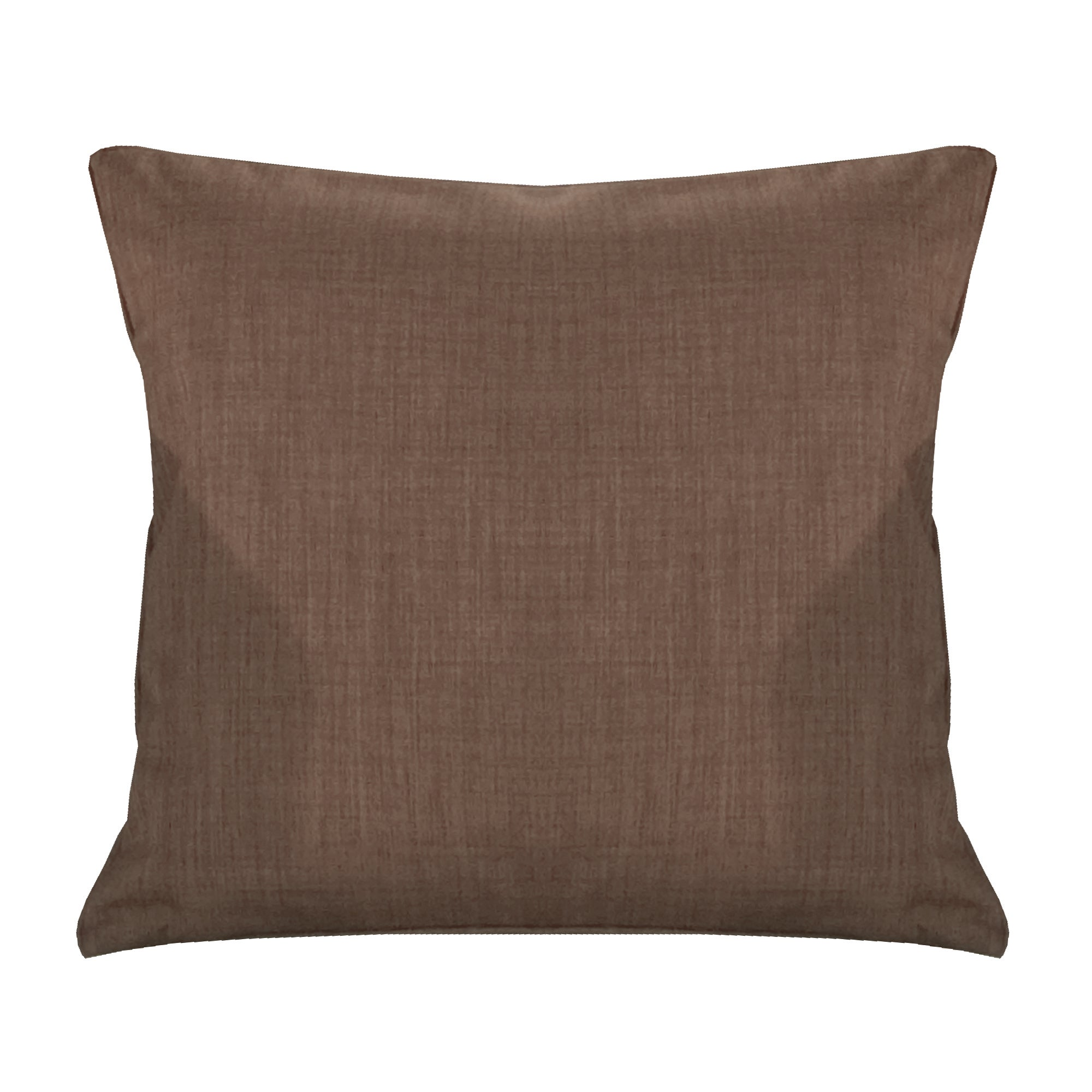 Waters and Noble Chocolate Solar Cushion