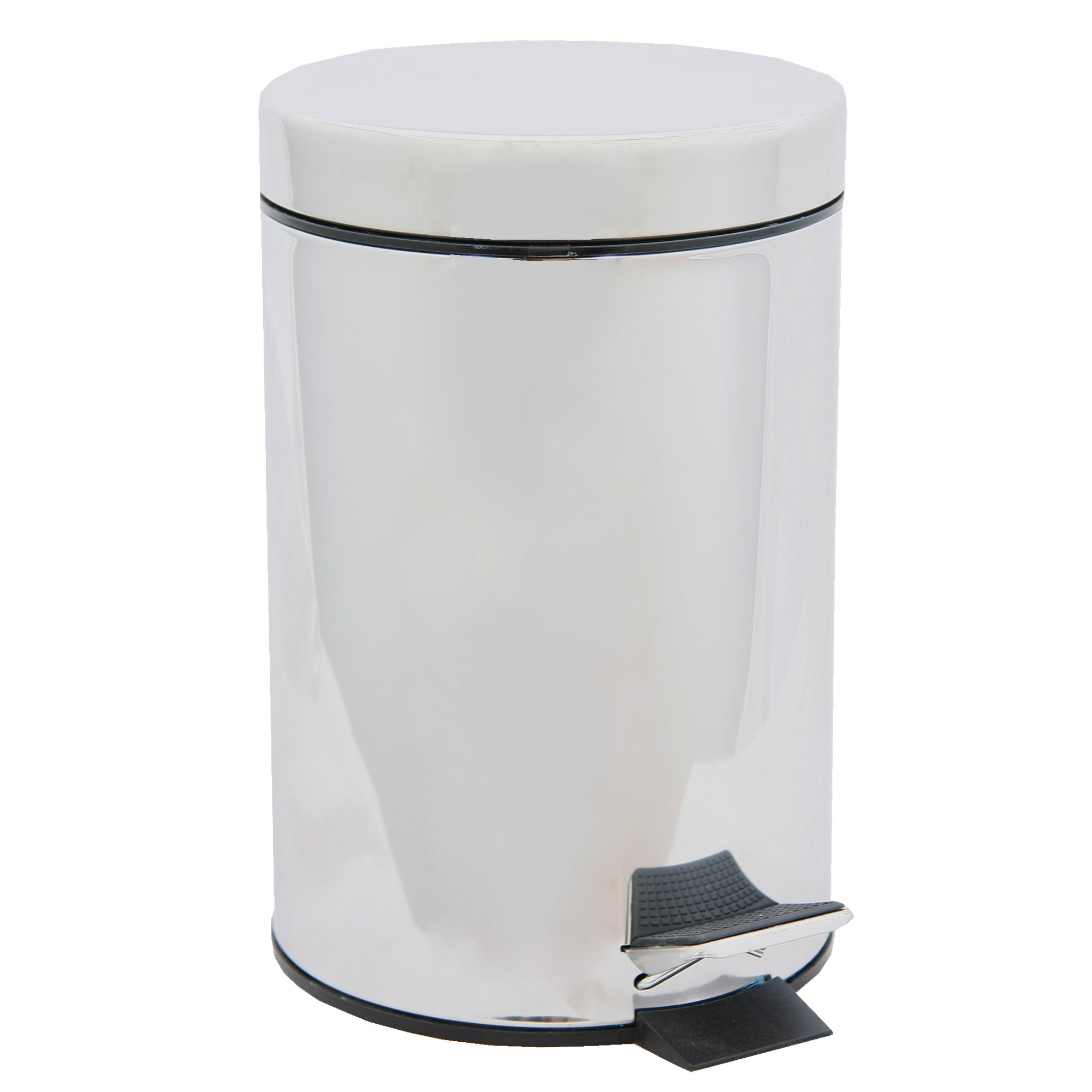 Bathroom Basics Collection Pedal Bin
