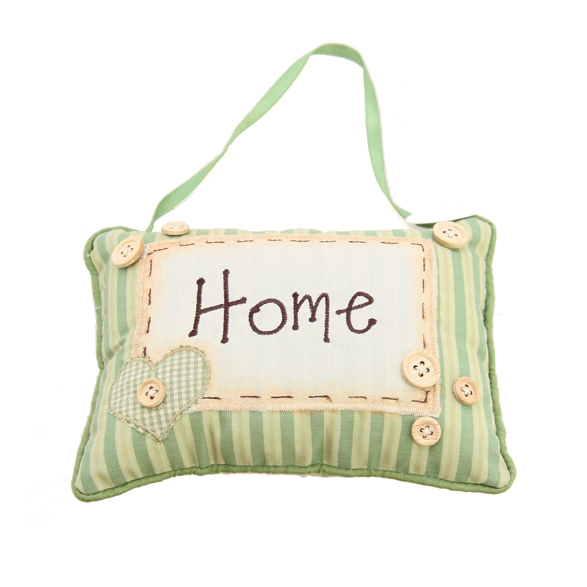 Key Lime Collection Fabric Home Cushion Hanger