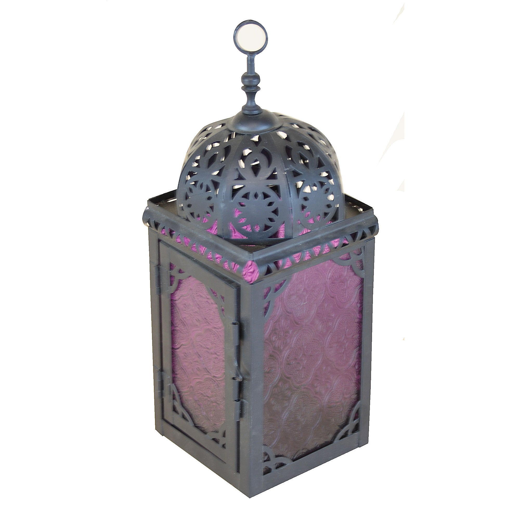 Plum Pudding Collection Lantern
