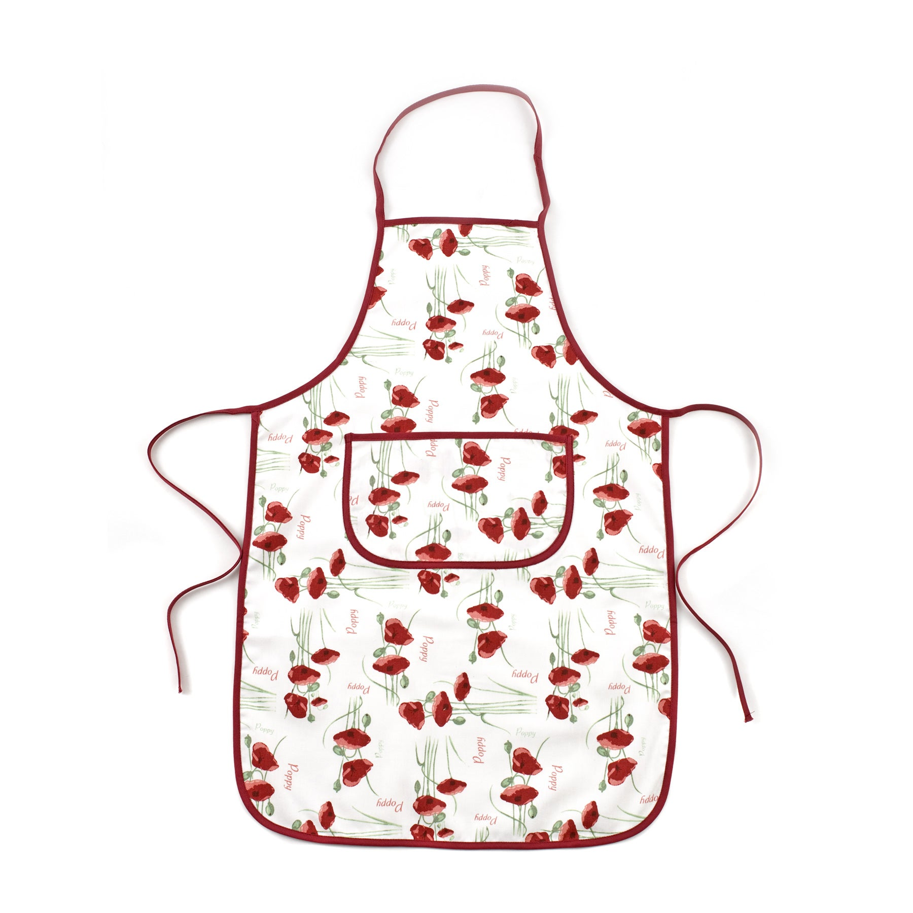 Poppy Collection Apron