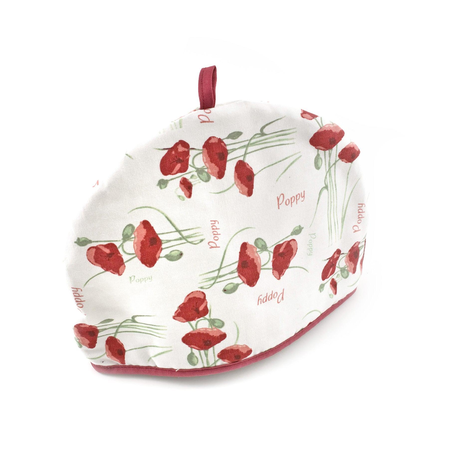 poppy collection tea cosy dunelm. Black Bedroom Furniture Sets. Home Design Ideas