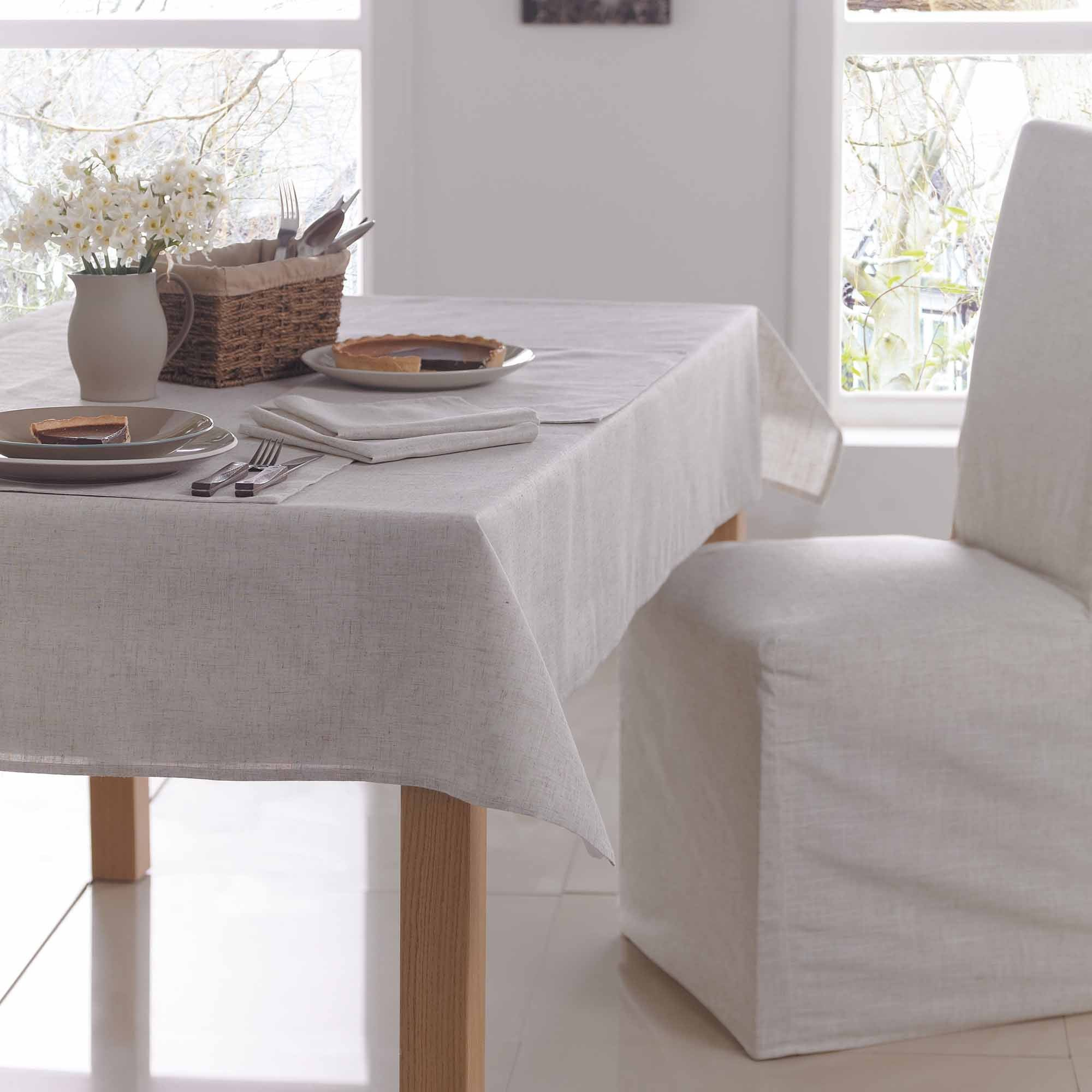Polylinen Tablecloth
