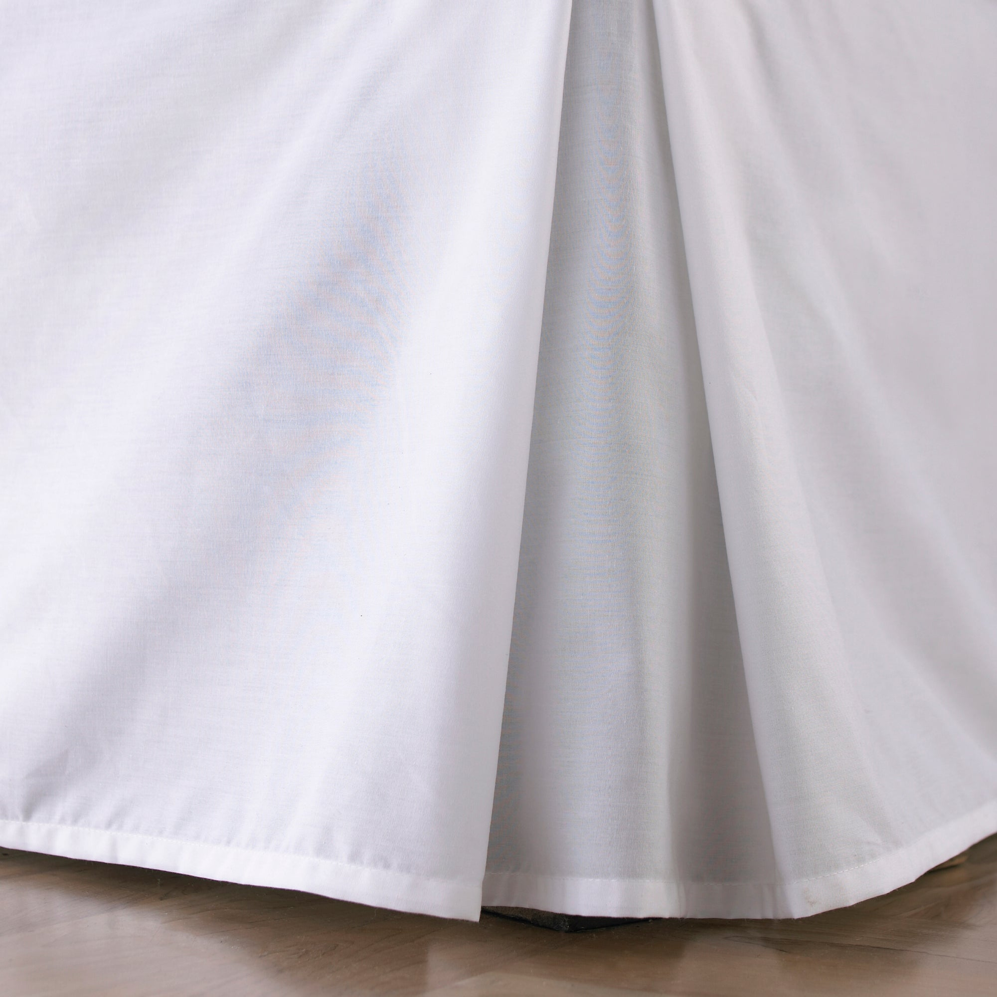 100% Cotton Collection Soft Pleat Divan Trim