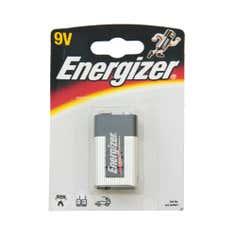 Energizer Alkaline Classic 9V Battery