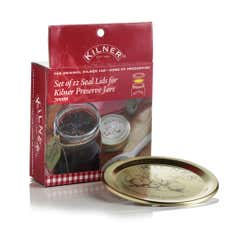 Kilner Preserve Set of 12 Lids