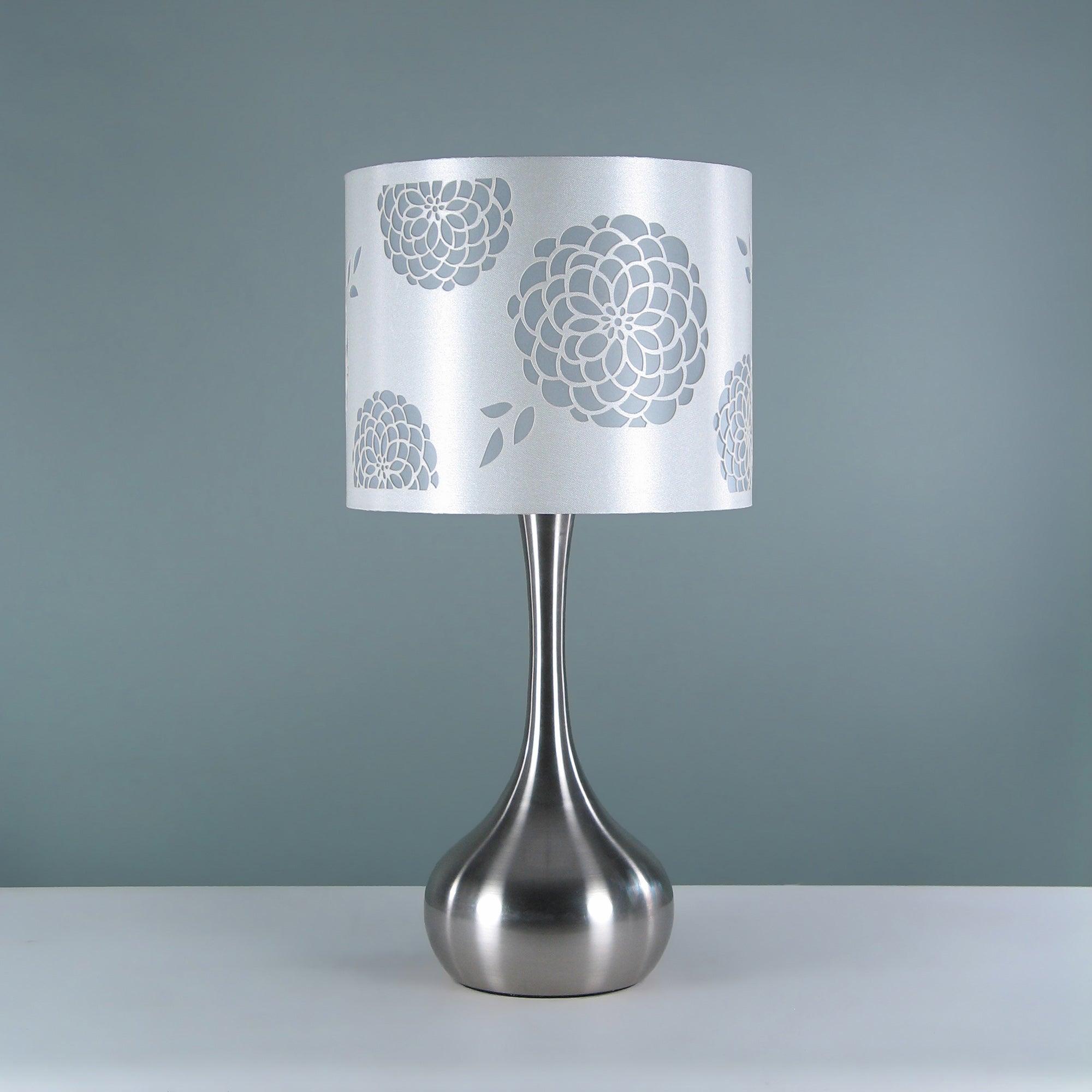 Dahlia Laser Cut Lamp