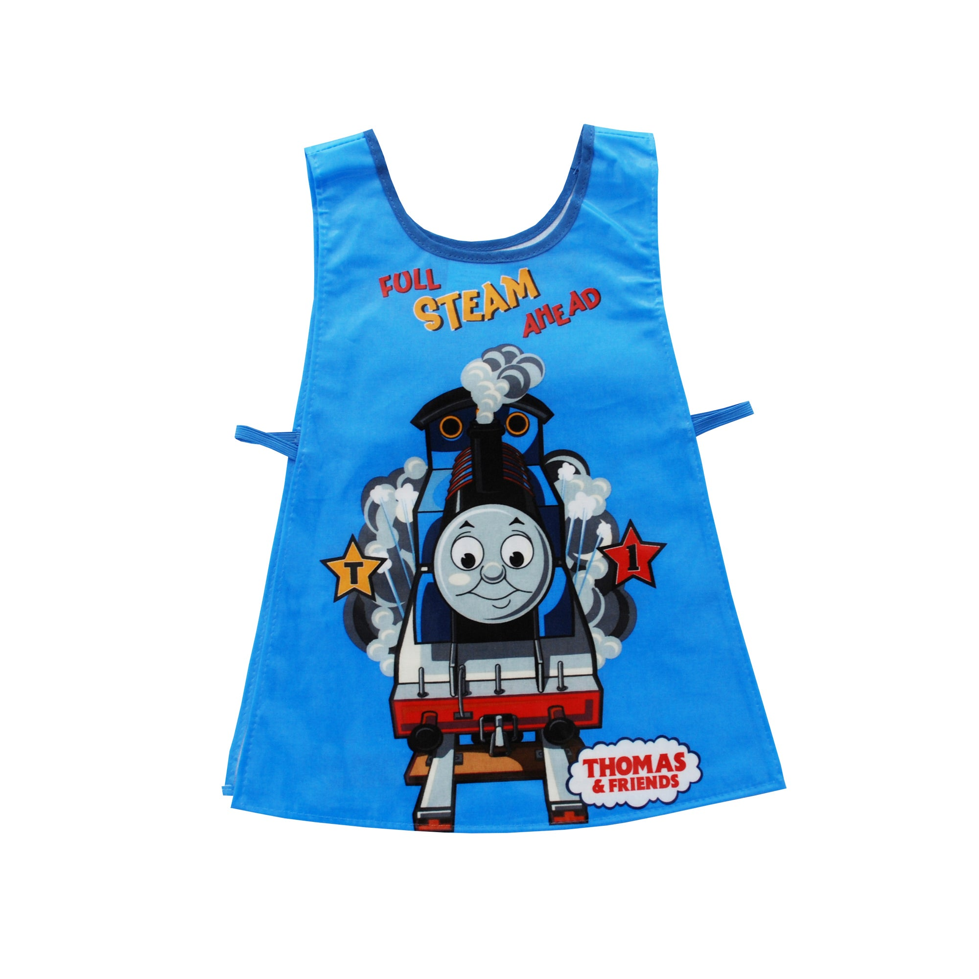 Kids Thomas the Tank Engine Collection Blue PVC Coated Tabard